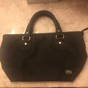Lacoste handbag - black